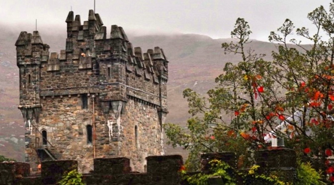 If These Castle Walls Could Talk