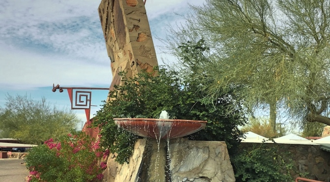 Taliesin vs Taliesin West